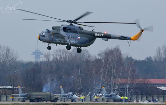 Foto vrtulníku 0457 - Mil Mi-17 - 1V
