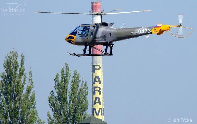 Foto vrtulníku 0473 - Enstrom 480B-G