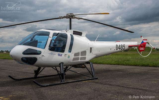 Foto vrtulníku 0485 - Enstrom 480B-G