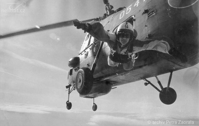 Foto vrtulníku 0541 - Mil Mi-4B Hound A