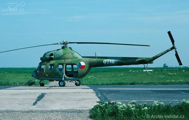 Foto vrtulníku 0716 - Mil Mi-2T Hoplite