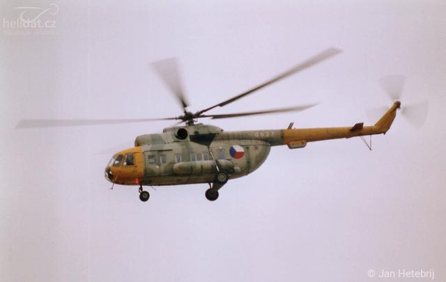 Foto vrtulníku 0837 - Mil Mi-8 PS-11 Hip