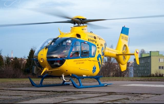 Foto vrtulníku OK-DSB - Eurocopter EC135 T2+