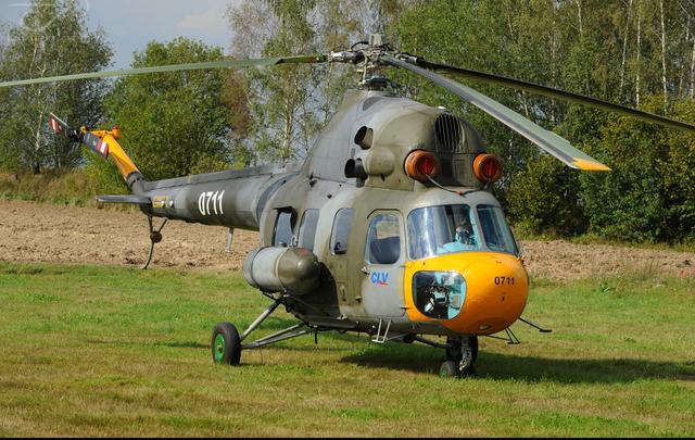 Foto vrtulníku 0711 - Mil Mi-2T Hoplite