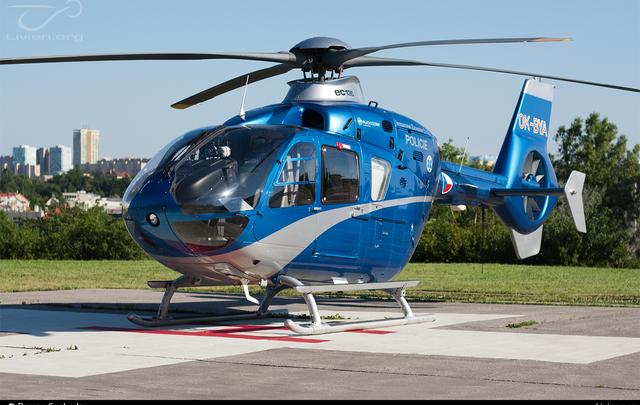 Foto vrtulníku OK-BYA - Eurocopter EC135 T2+