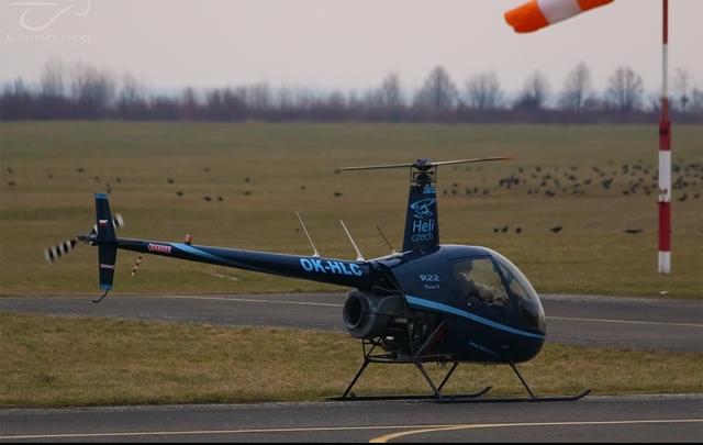 Foto vrtulníku OK-HLC - Robinson R22 Beta II