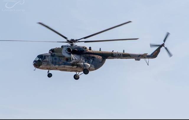 Foto vrtulníku 9873 - Mil Mi-171Š Hip L