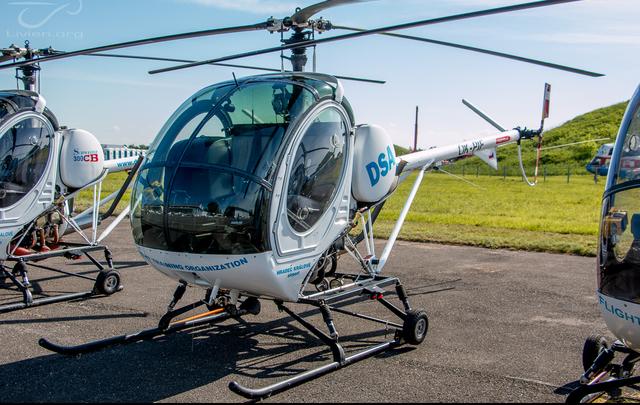 Foto vrtulníku OK-PIF - Schweizer 269 C-1
