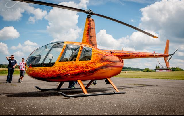 Foto vrtulníku OK-RAN - Robinson R44 Raven II