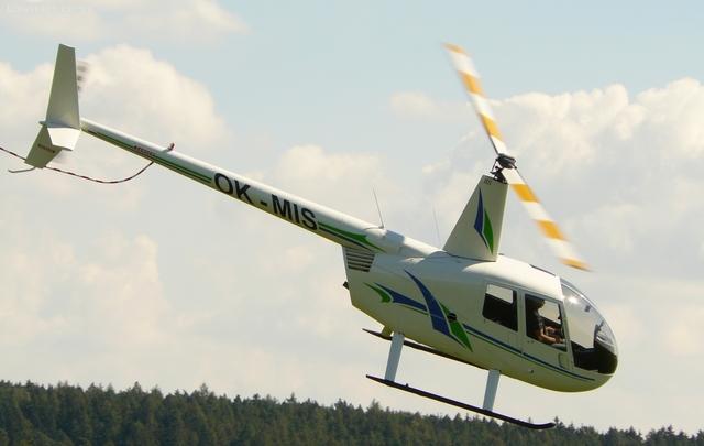 Foto vrtulníku OK-MIS - Robinson R44 Raven I