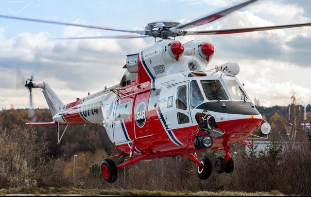 Foto vrtulníku 0714 - PZL W-3A Sokol