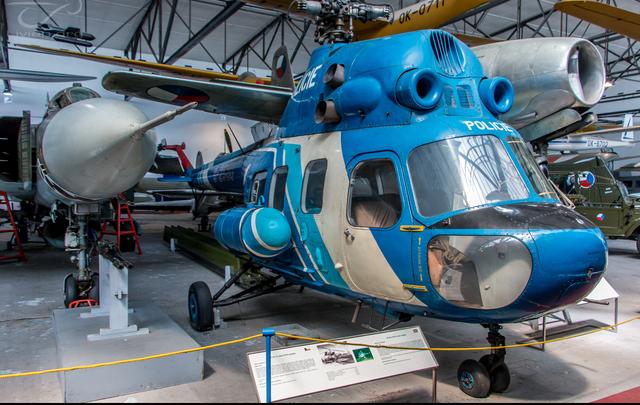 Foto vrtulníku B-2530 - Mil Mi-2FM Hoplite