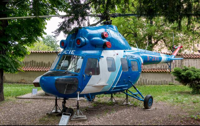Foto vrtulníku B-2911 - Mil Mi-2P Hoplite