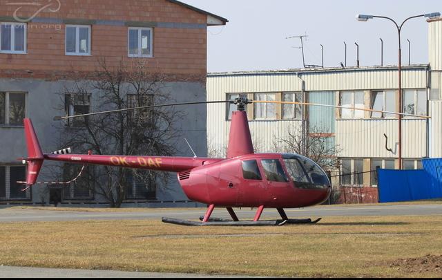 Foto vrtulníku OK-DAF - Robinson R44 Clipper II