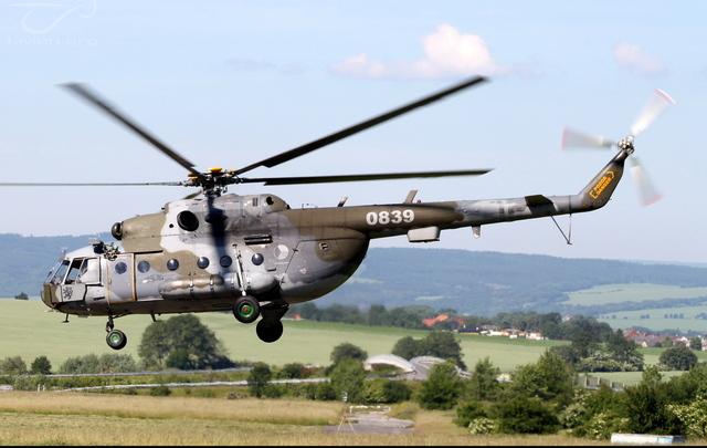 Foto vrtulníku 0839 - Mil Mi-17 Hip H