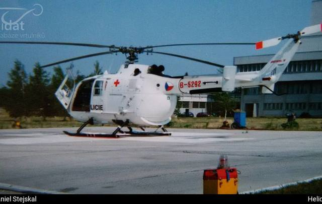 Foto vrtulníku B-5292 - MBB BO-105 CBS-4