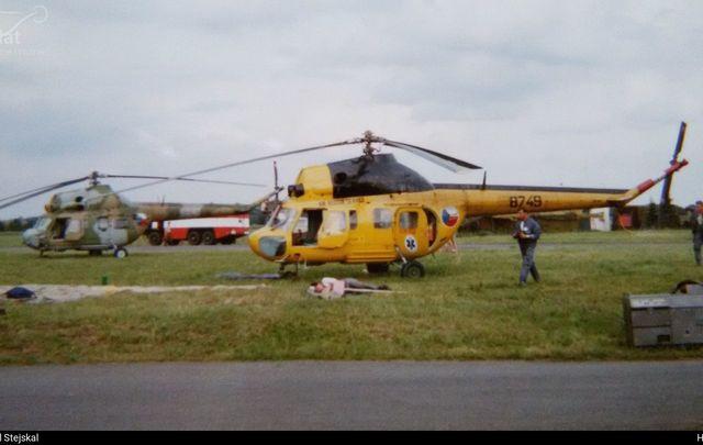 Foto vrtulníku 8749 - Mil Mi-2T Hoplite