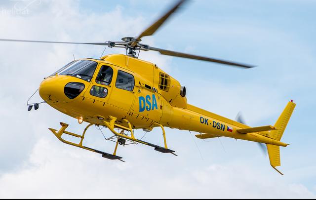 Foto vrtulníku OK-DSN - Aerospatiale AS355 N Ecureuil 2