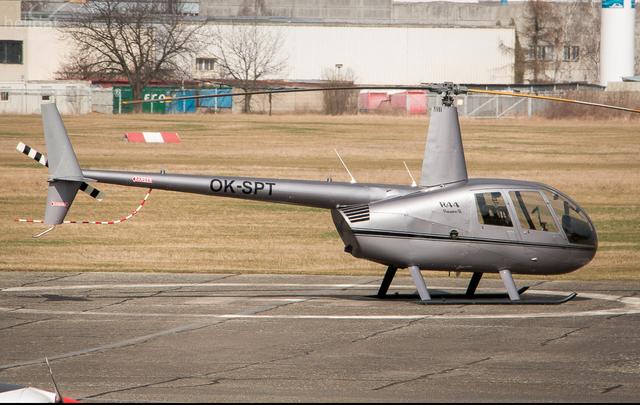 Foto vrtulníku OK-SPT - Robinson R44 Raven II