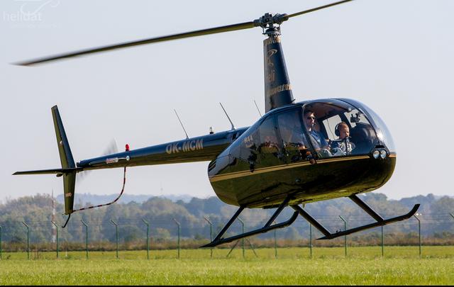 Foto vrtulníku OK-MCM - Robinson R44 Raven I