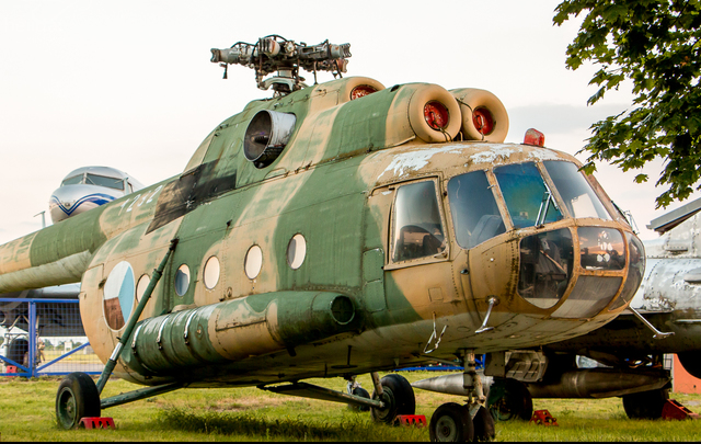 Foto vrtulníku 1232 - Mil Mi-8T Hip