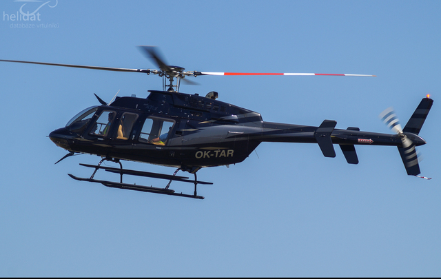 Foto vrtulníku OK-TAR - Bell 407 GX