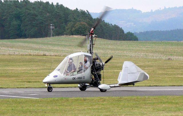 Foto vírníku OK-HWA 03 - Bauer Avion BAD 12 Gyrotrainer