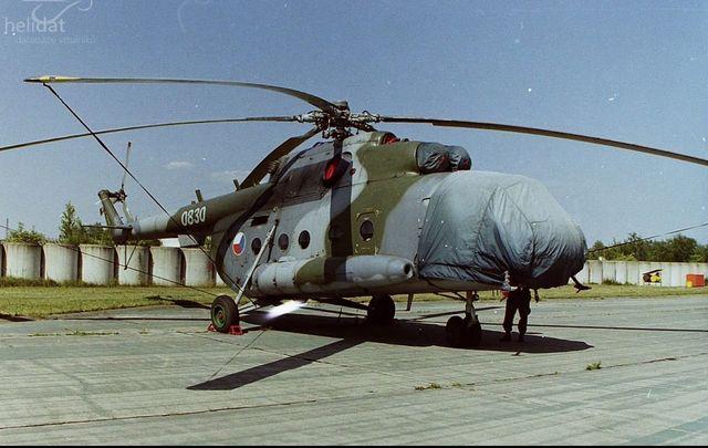 Foto vrtulníku 0830 - Mil Mi-17 Hip H