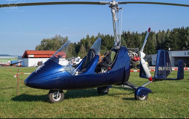 Foto vírníku OK-PWA 13 - AutoGyro MTOsport 912