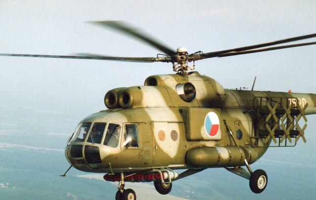 Foto vrtulníku 7520 - Mil Mi-8 PPA Hip