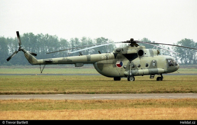 Foto vrtulníku 0827 - Mil Mi-17 Hip H