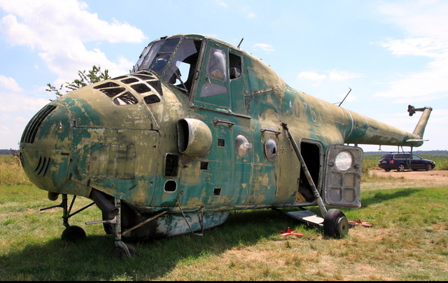 Foto vrtulníku 0751 - Mil Mi-4 Hound