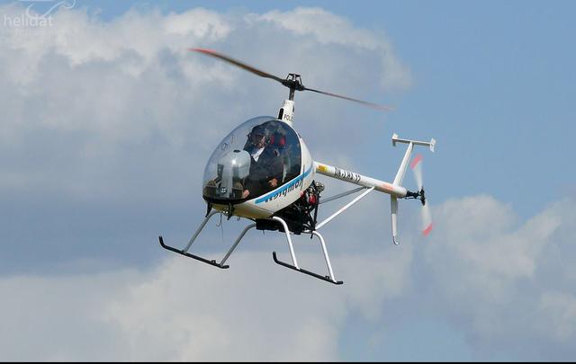 Foto vrtulníku OK-LHA 12 - Heli-Sport CH-7 Kompress
