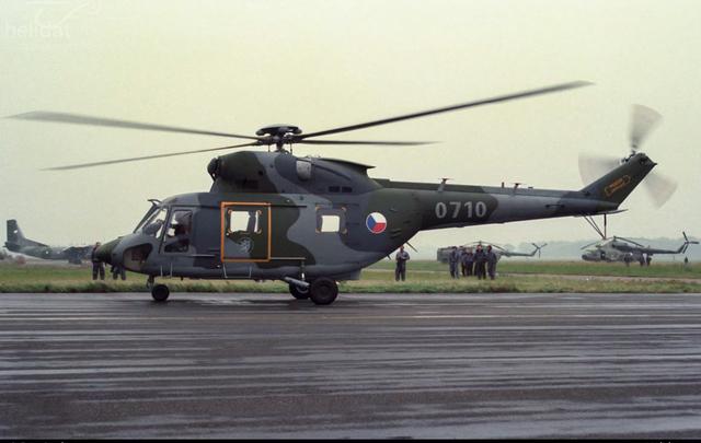 Foto vrtulníku 0710 - PZL W-3A Sokol