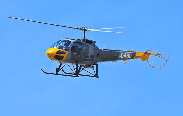Foto vrtulníku 0460 - Enstrom 480B-G