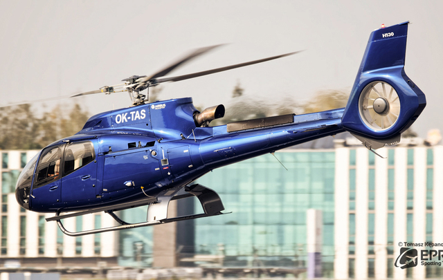 Foto vrtulníku OK-TAS - Airbus Helicopters H130