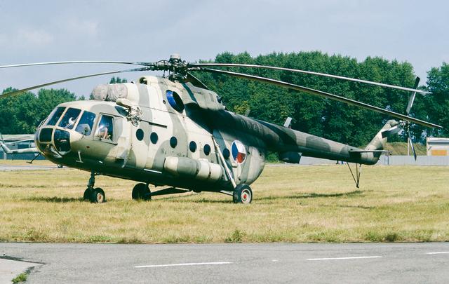 Foto vrtulníku 0821 - Mil Mi-17 Hip H