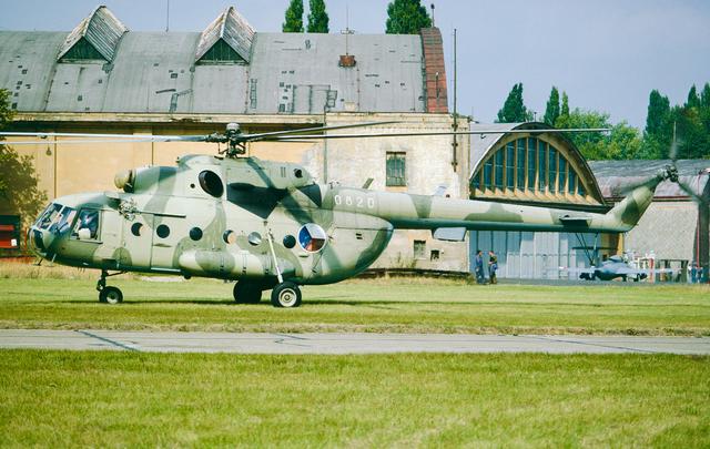 Foto vrtulníku 0820 - Mil Mi-17 Hip H