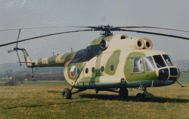 Foto vrtulníku 3932 - Mil Mi-8T Hip