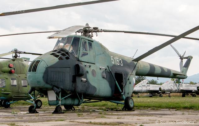 Foto vrtulníku 5153 - Mil Mi-4A Hound A