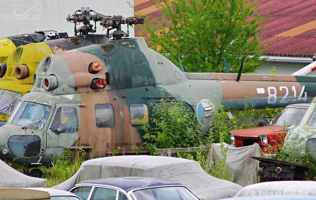 Foto vrtulníku 8214 - Mil Mi-2T Hoplite