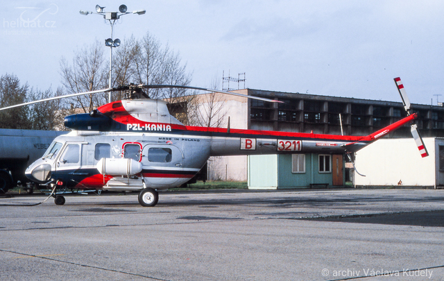 Foto vrtulníku B-3211 - PZL Kania