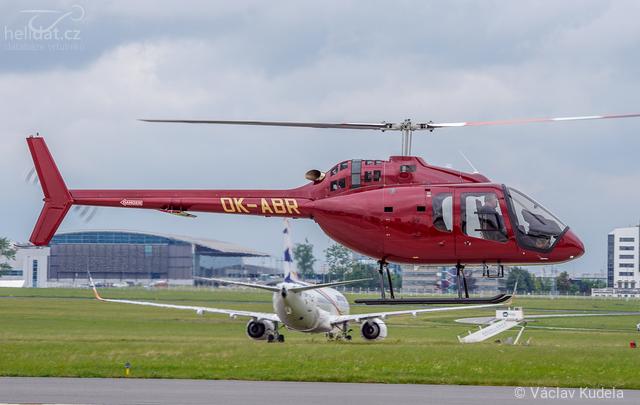 Foto vrtulníku OK-ABR - Bell 505 Jet Ranger X
