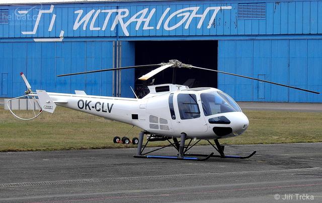 Foto vrtulníku OK-CLV - Enstrom 480B-G