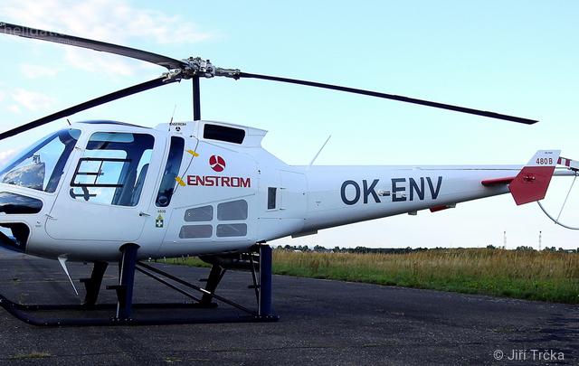 Foto vrtulníku OK-ENV - Enstrom 480B