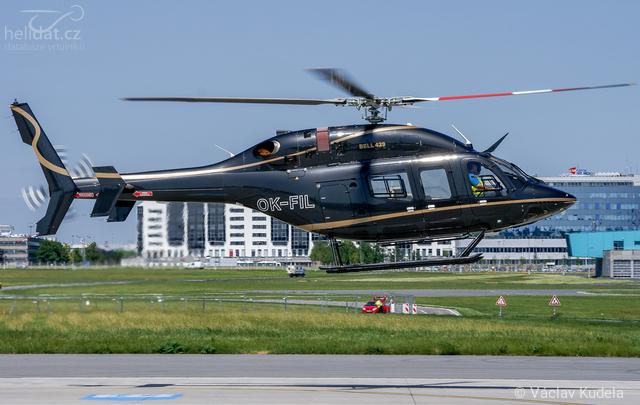 Foto vrtulníku OK-FIL - Bell 429 GlobalRanger