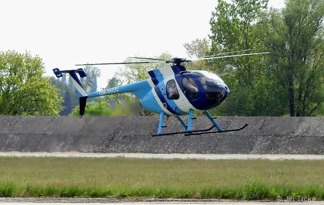 Foto vrtulníku OK-HCC - MD 500E
