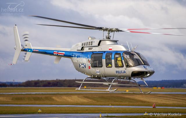 Foto vrtulníku OK-KOM - Bell 407 GXi