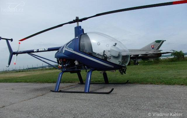 Foto vrtulníku OK-MHA 20 - Heli-Sport CH-7 Kompress Charlie