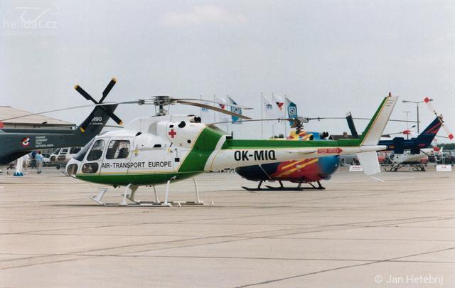 Foto vrtulníku OK-MIQ - Aerospatiale AS355 F1 Ecureuil 2